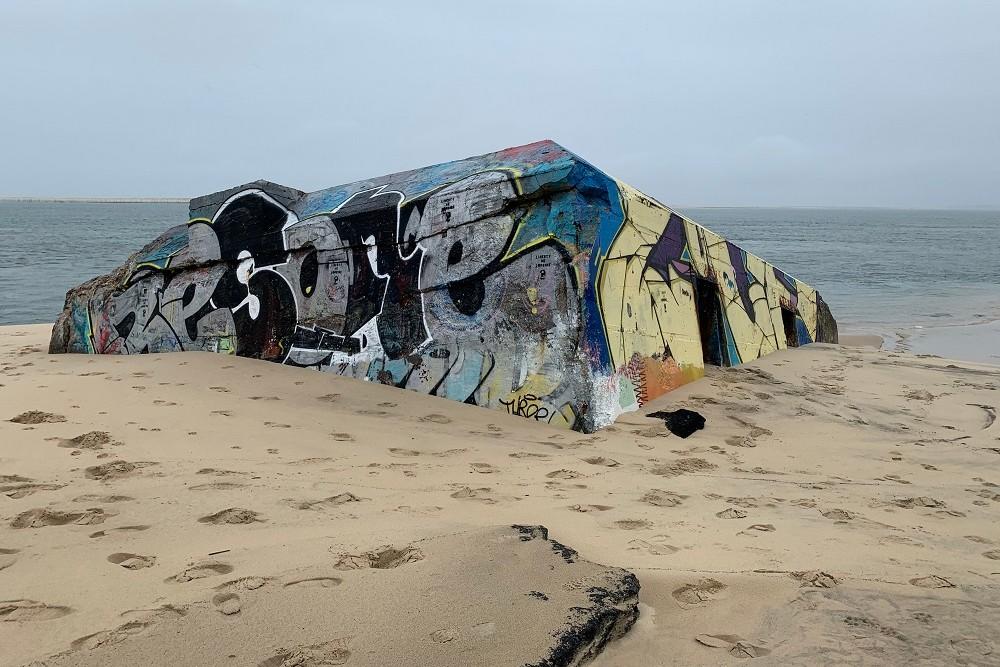 Duitse Bunkers Dune du Pilat