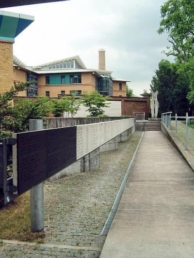 Monument Gevangenis Preungesheim