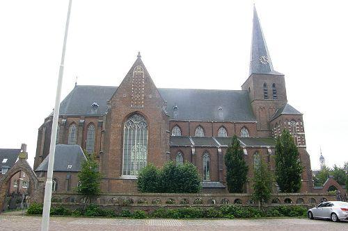 War Memorial Sint-Willibrordus Church
