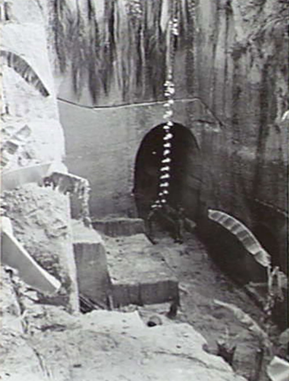 Tunnel Hill POW Camp (Cave Camp)