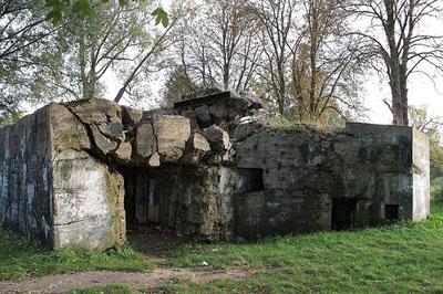 Ostwall - Panzerwerk 778