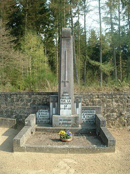 Memorial Executions Tontelange