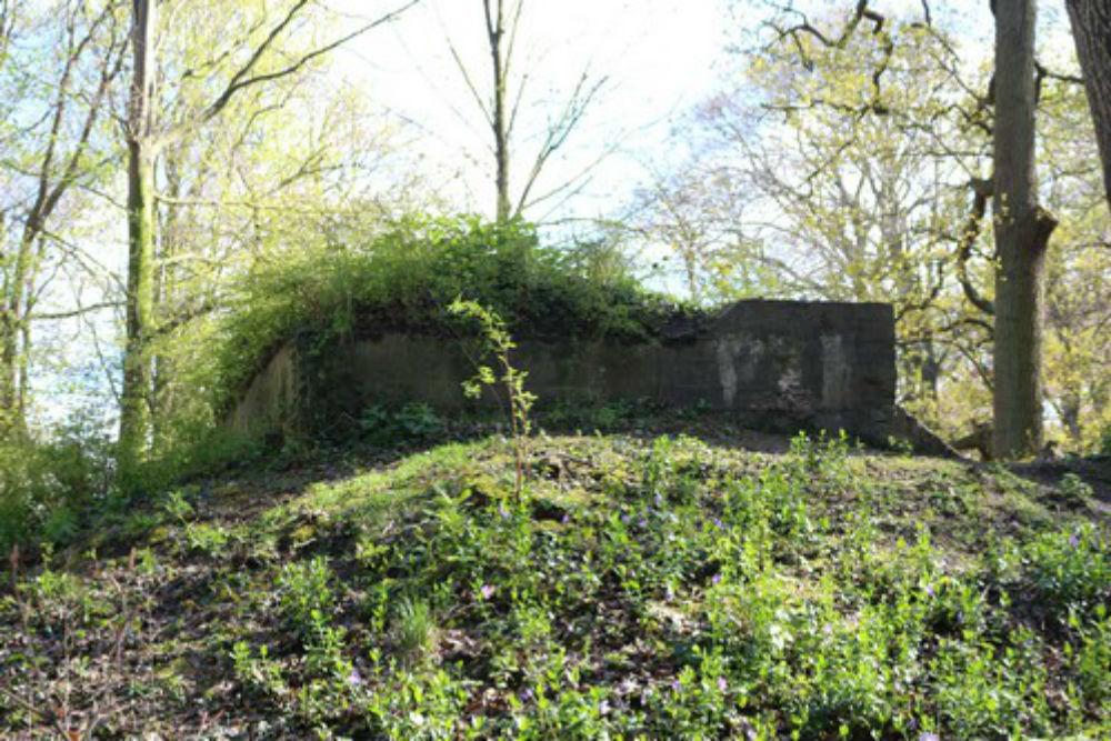 Stützpunkt Clingendael - Toilet Bunker