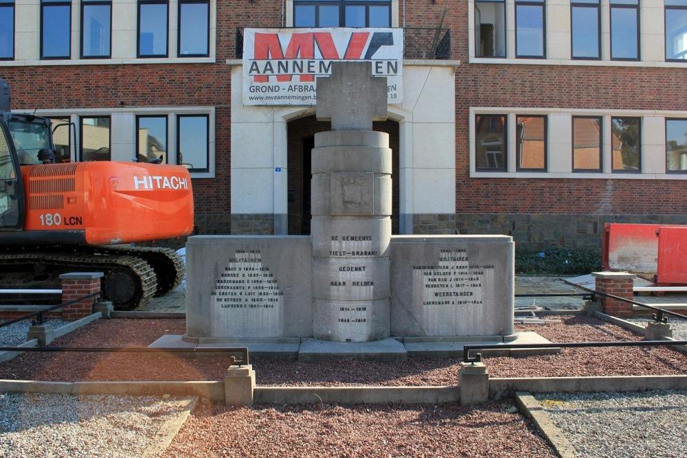 War Memorial Tielt