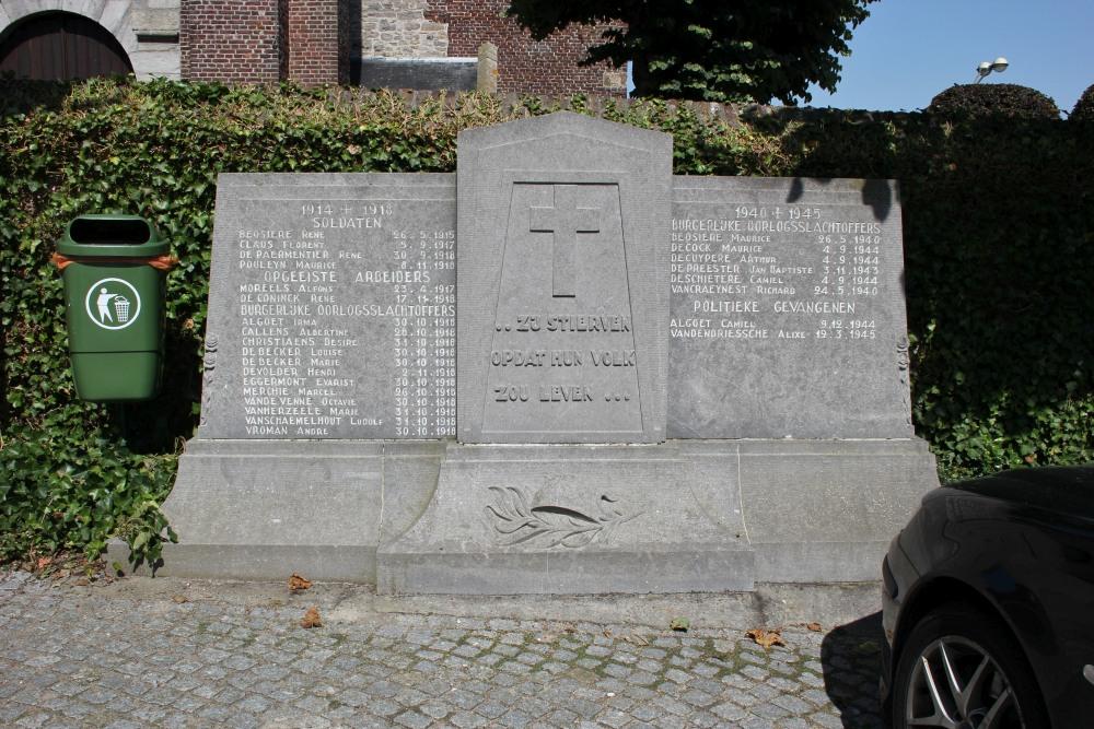 War Memorial Kaster