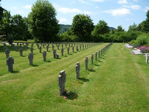 Duitse Oorlogsbegraafplaats Sankt Veit an der Glan