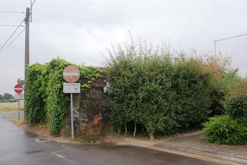 KW-Linie - Bunker TH1