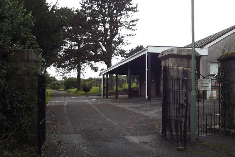 Commonwealth War Graves Brynmawr Cemetery