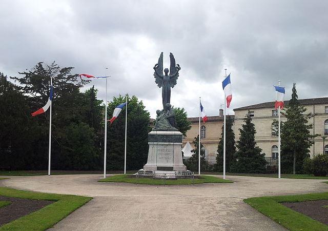 Oorlogsmonument Libourne