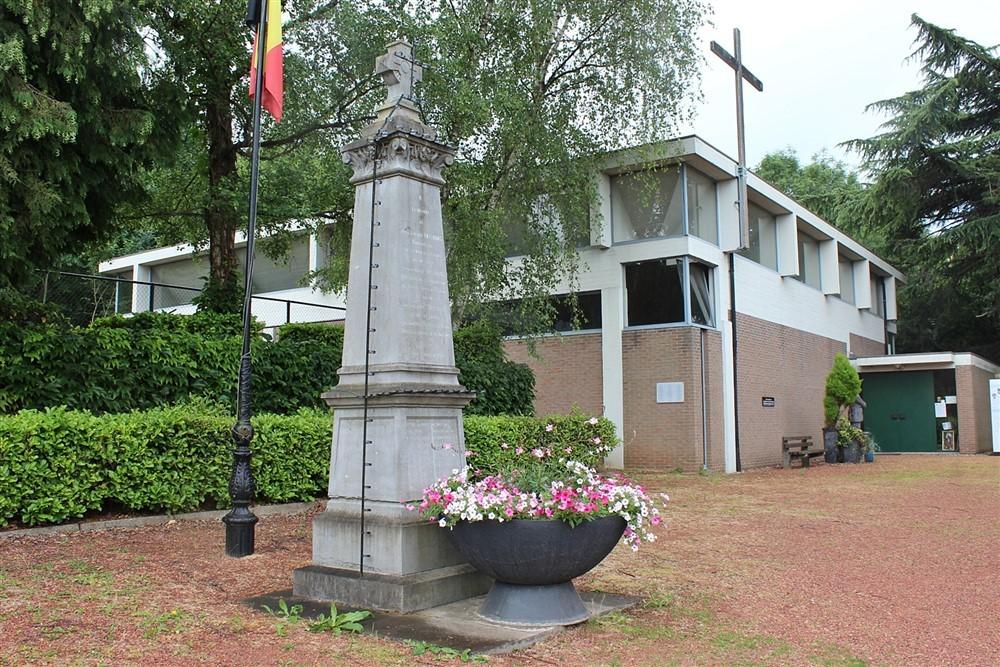 Sint-Rochus Memorial