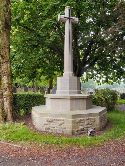 War Memorial Leigh Cemetery