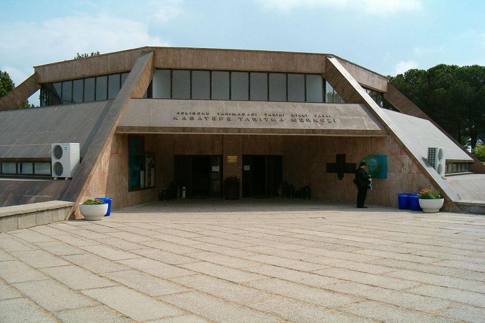 Museum & Informatiecentrum Slag om Gallipoli