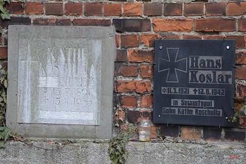 German War Graves Evangelistic Cemetery