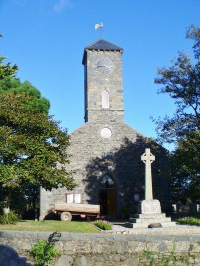 War Memorial Sark