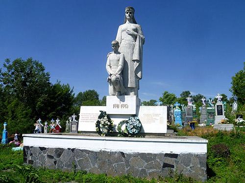 Mass Grave Soviet Soldiers Hobultova