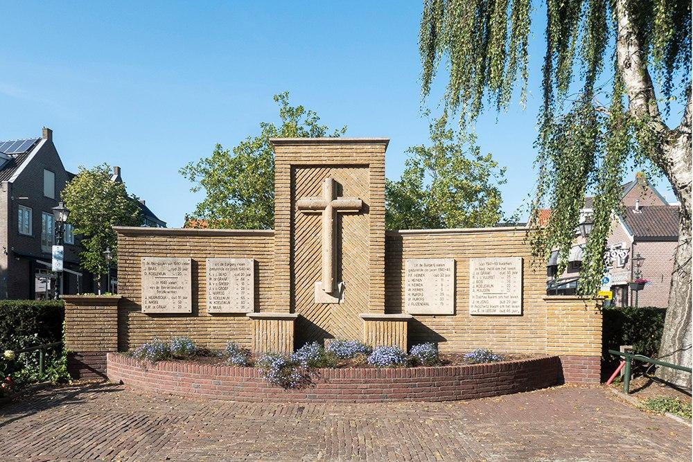 Oorlogsmonument Spakenburg