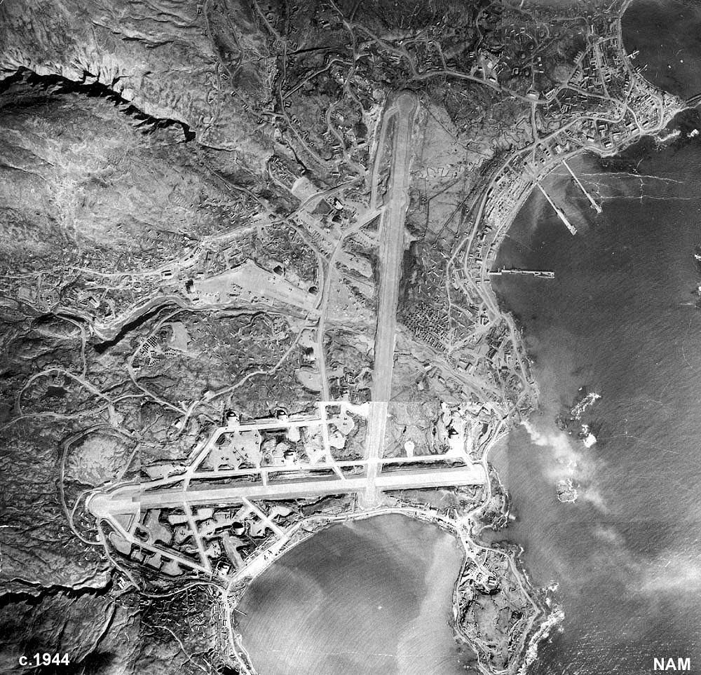 Attu Naval Air Station
