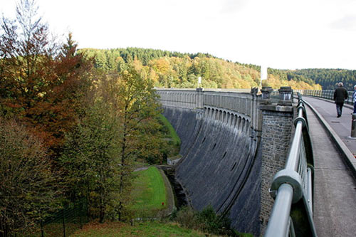 Ennepe Dam Filde