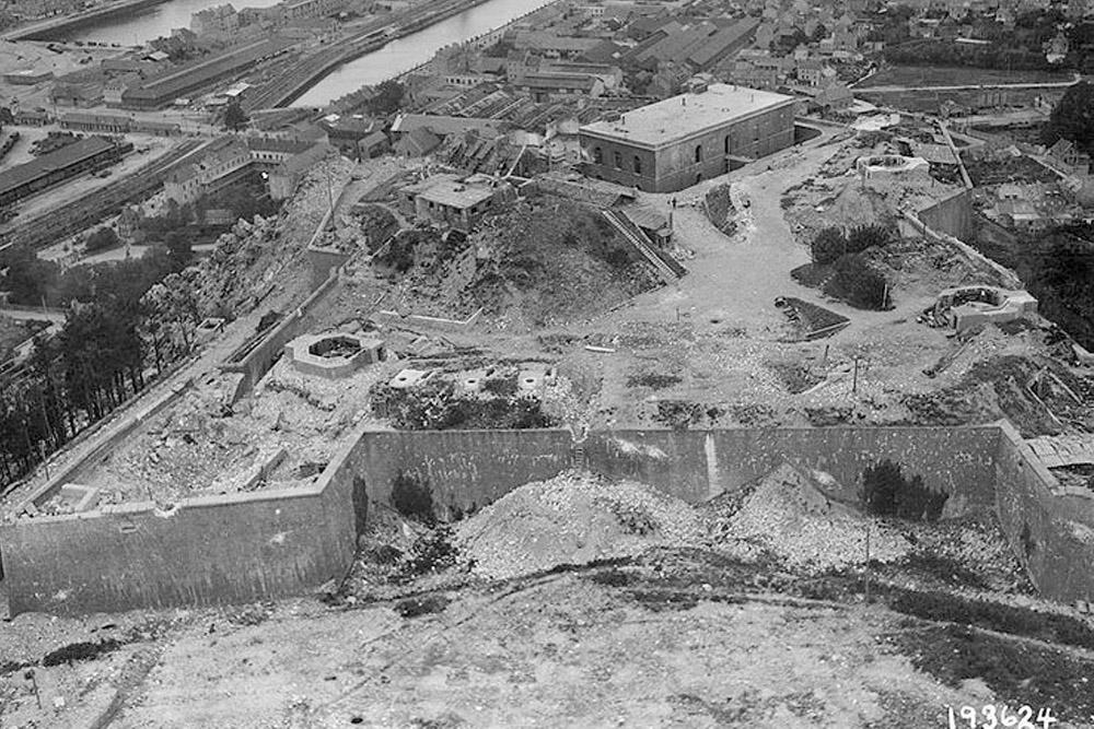 Fort du Roule (Stützpunkt 255)