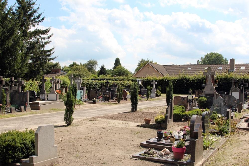 Begraafplaats Brouwhuis