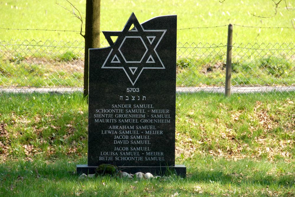 Jewish Memorial Hellendoorn