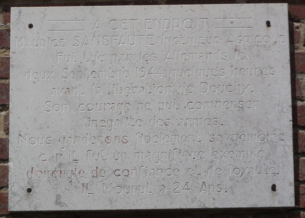 Memorial Maurice Sanfaute