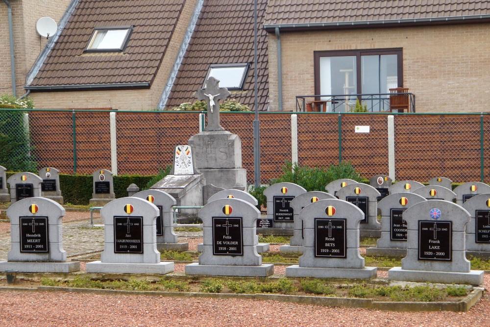 War Memorial Sint-Stevens-Woluwe
