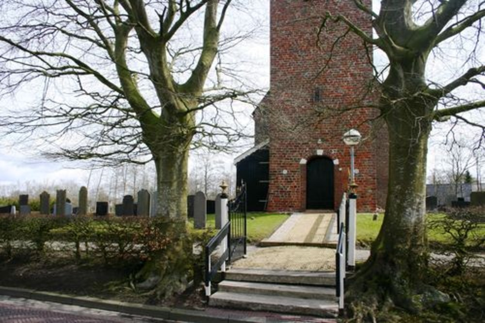 Dutch War Grave Wouterswoude