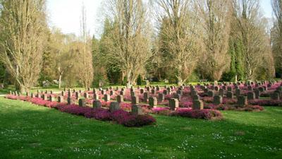 Duitse Oorlogsgraven Göttingen