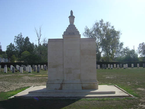 Nicosia Cremation Memorial
