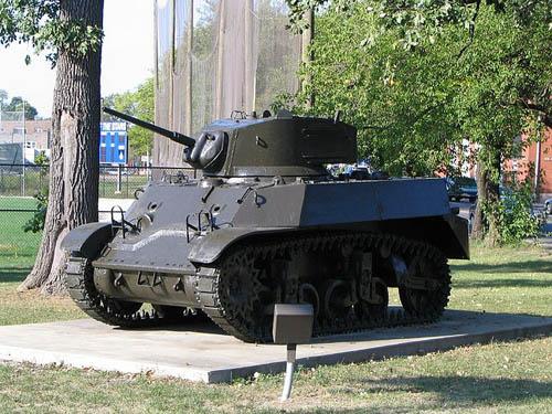 M3A3 Stuart Tank Maywood