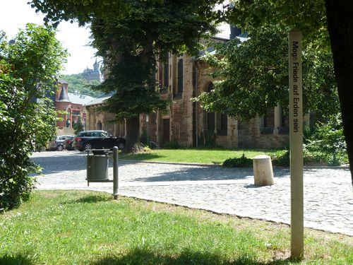 Peace Pole Wernigerode