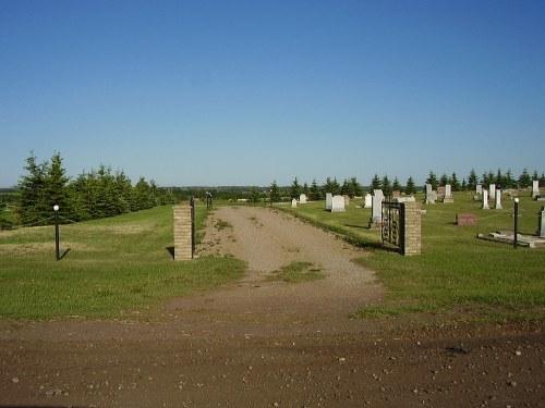 Commonwealth War Graves Municipal Cemetery Edam