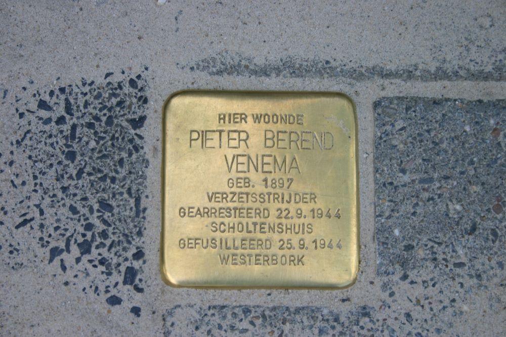 Stolperstein Herman Colleniusstraat 52