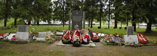 Sovjet Oorlogsbegraafplaats Dubrovka