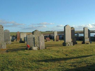Commonwealth War Graves Holm Parish Churchyard