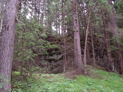 Strong Point No. 2 (Blockade Landro Valley North)