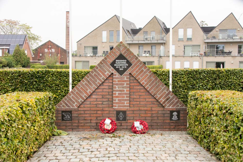 Monument Bridgehead Rijkevorsel