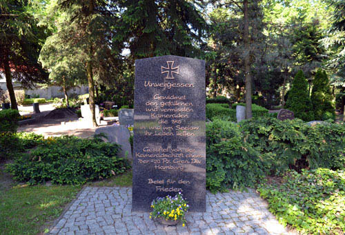 Monument 20. Panzergrenadier-Division
