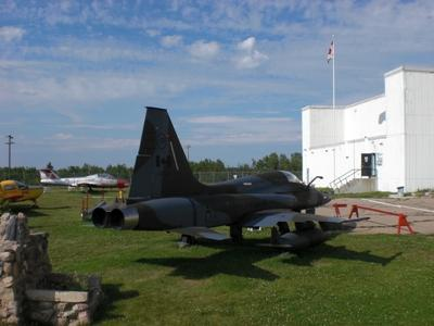 Cold Lake Air Force Museum