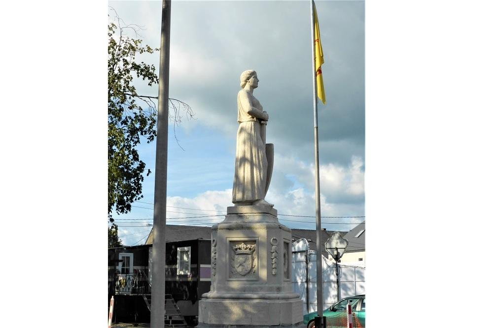 War Memorial Habay-la-Neuve
