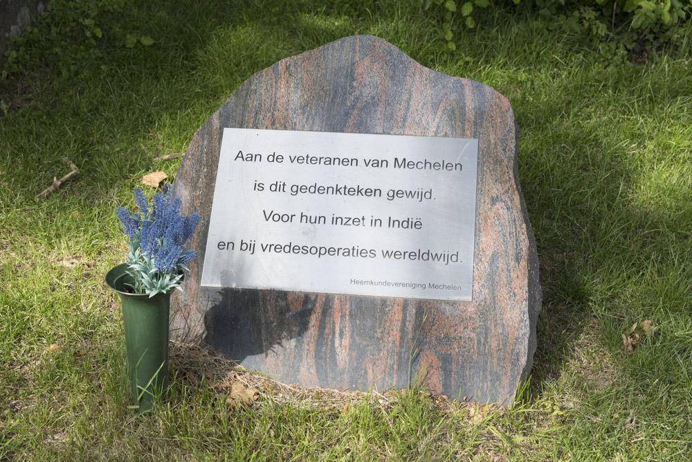 Monument Veteranen na de Tweede Wereldoorlog