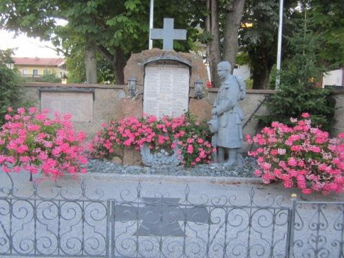 War Memorial Perwang am Grabensee