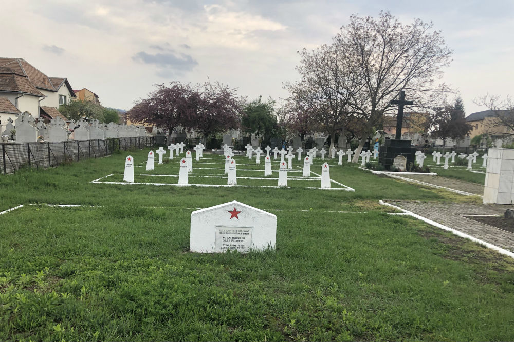 Roemeense Oorlogsbegraafplaats Câmpia Turzii