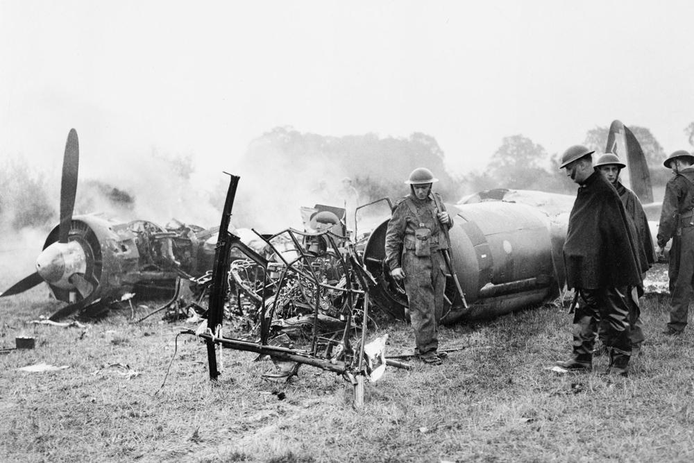 Crashlocatie Junkers Ju 88 W.Nr. 4136: 3ZBB