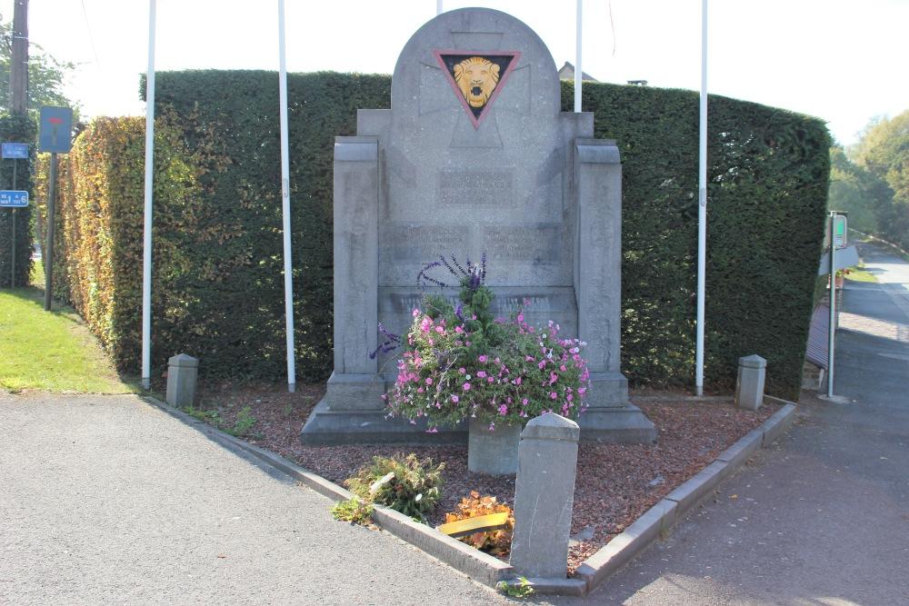 Monument van het Geheim Leger Marcq