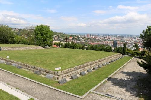 Slavín Soviet War Cemetery Bratislava