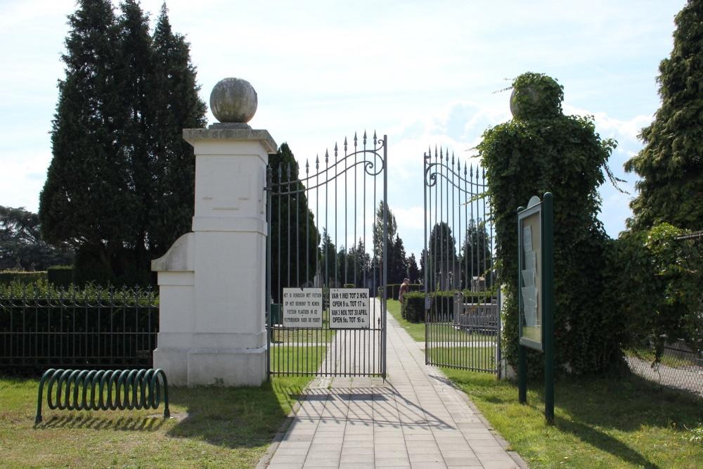 Gemeentelijke Begraafplaats Willebroek
