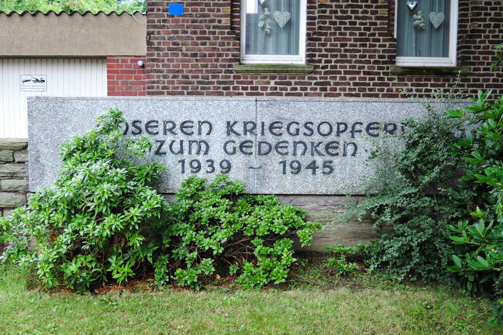 War Memorial Keyenberg