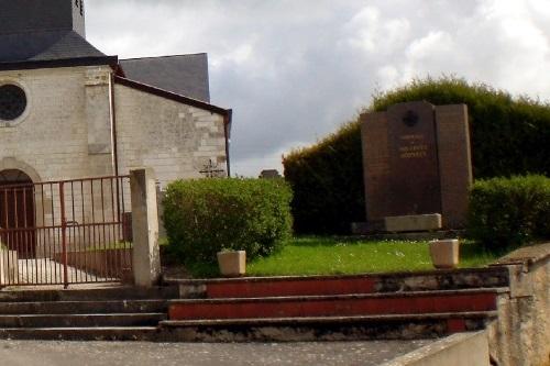 Oorlogsmonument Bussy-le-Château